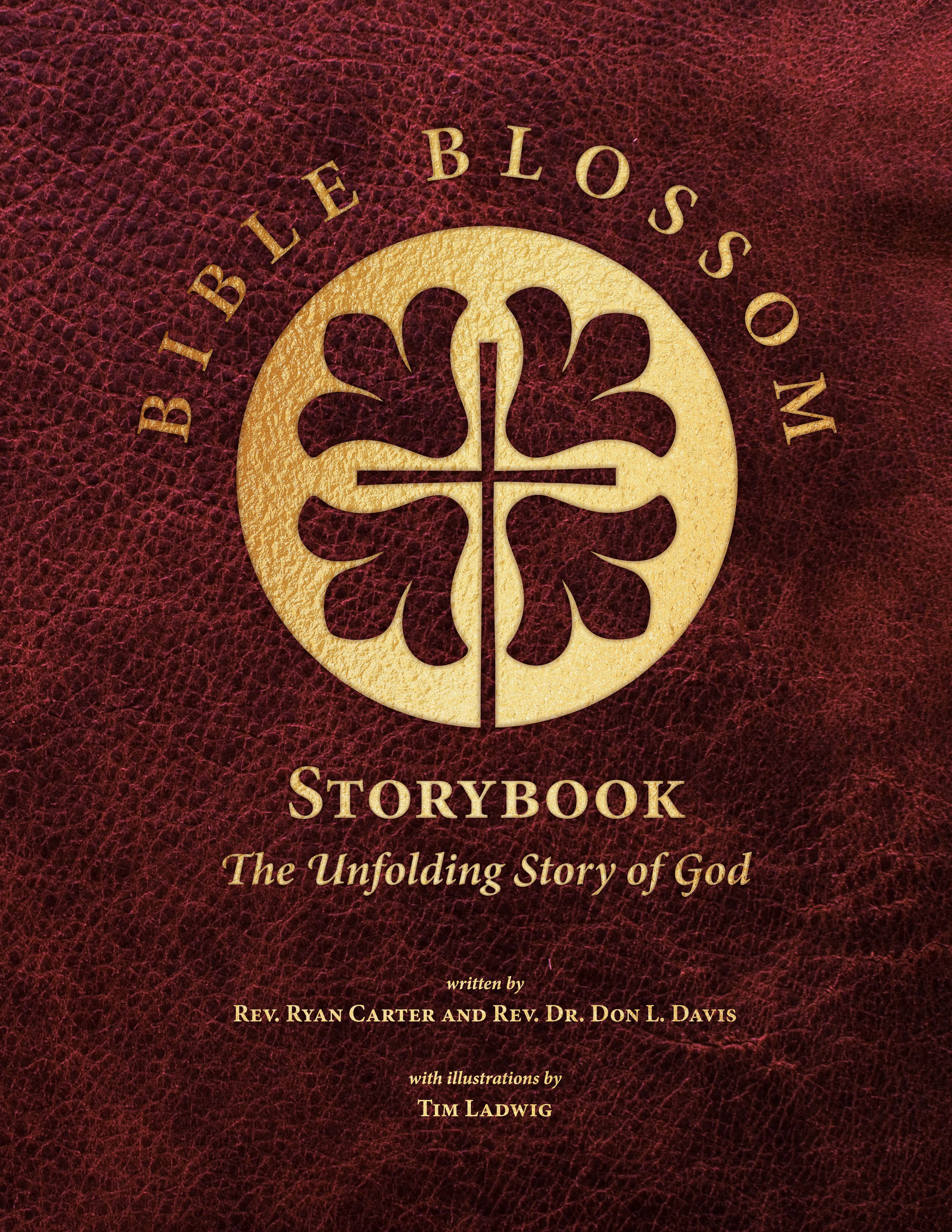 Bible Blossom Storybook front cover