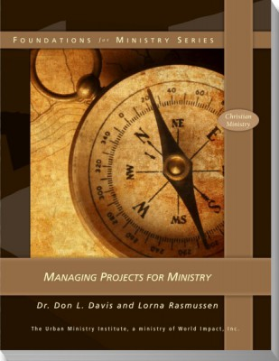 Managing Projects for Ministry